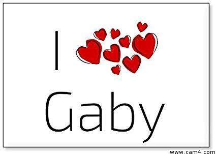 gaby19gaby live cam on Cam4.com