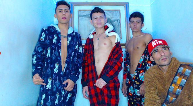 hotlatinboys_21 live cam on Cam4.com