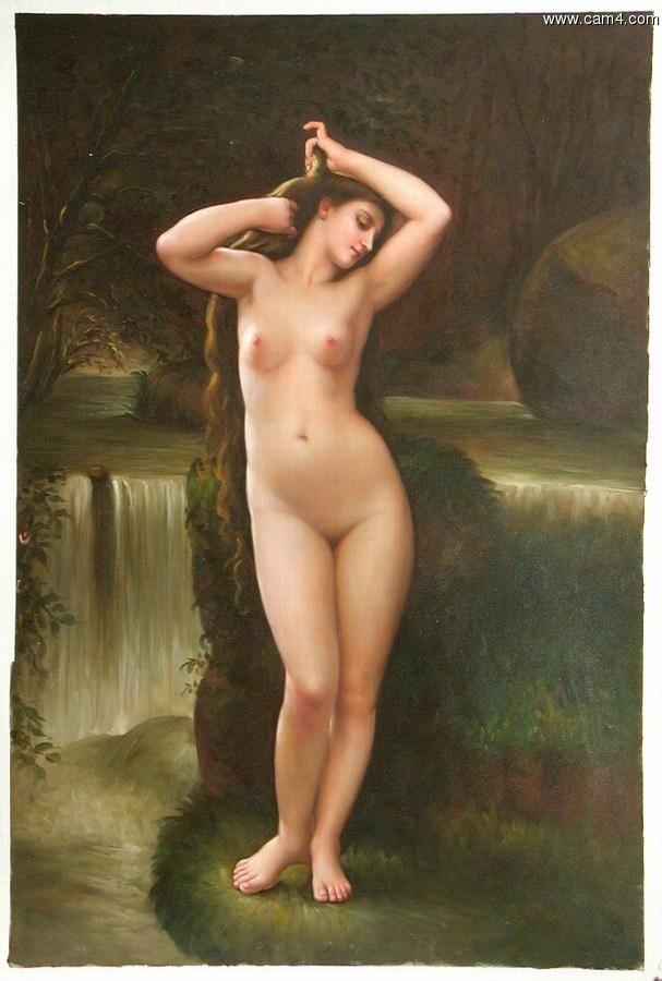 Male nudity in images
