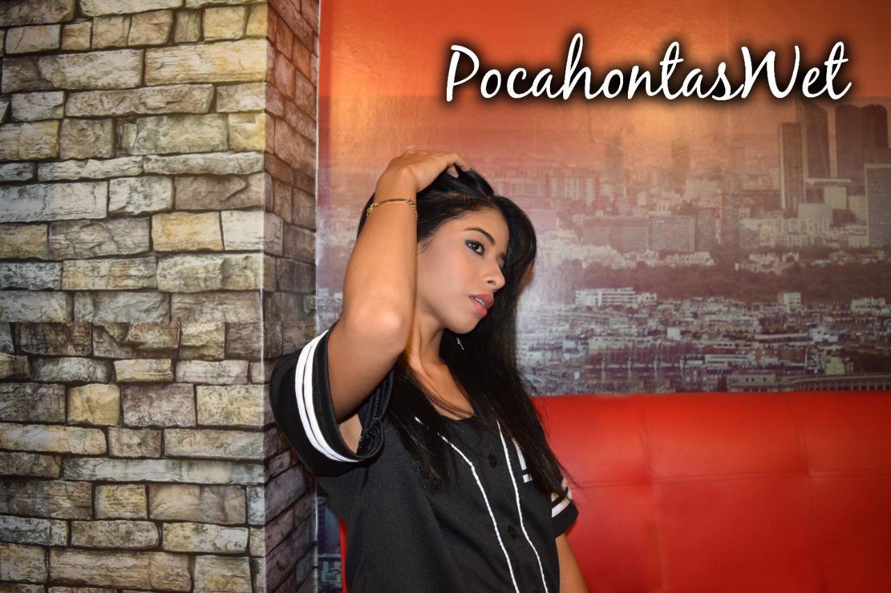PocahontasWet live cam on Cam4.com