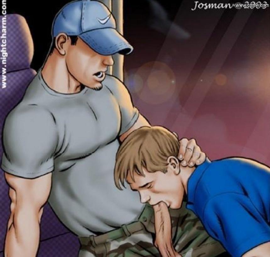 Nightcharm josman gay art