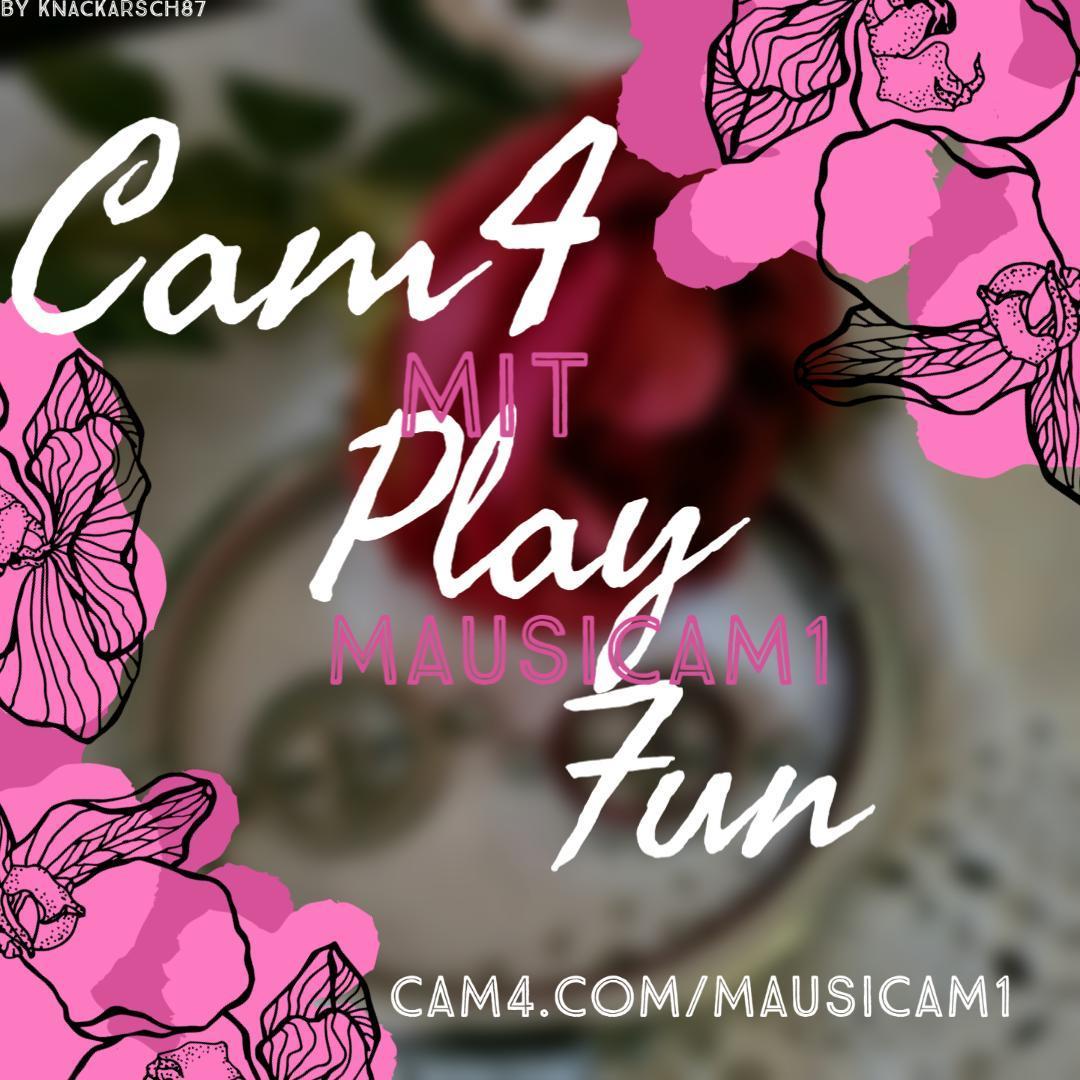 Mausicam1 live cam on Cam4.com