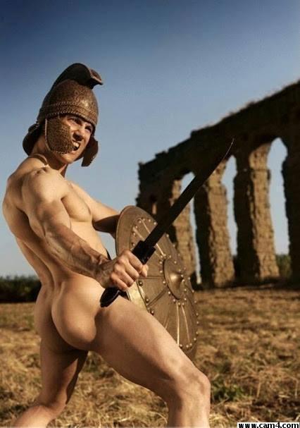 Gladiator cock sleeve