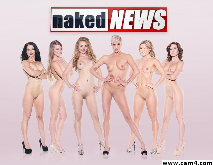 NakedNews's Cam, Photos, Videos & Live Webcam Chat on Cam4