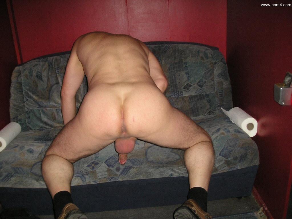 Glory hole big dick